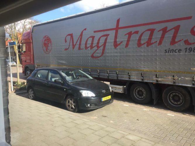 Nieuw dossier: overlast vrachtverkeer