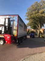 Doorgaand vrachtverkeer